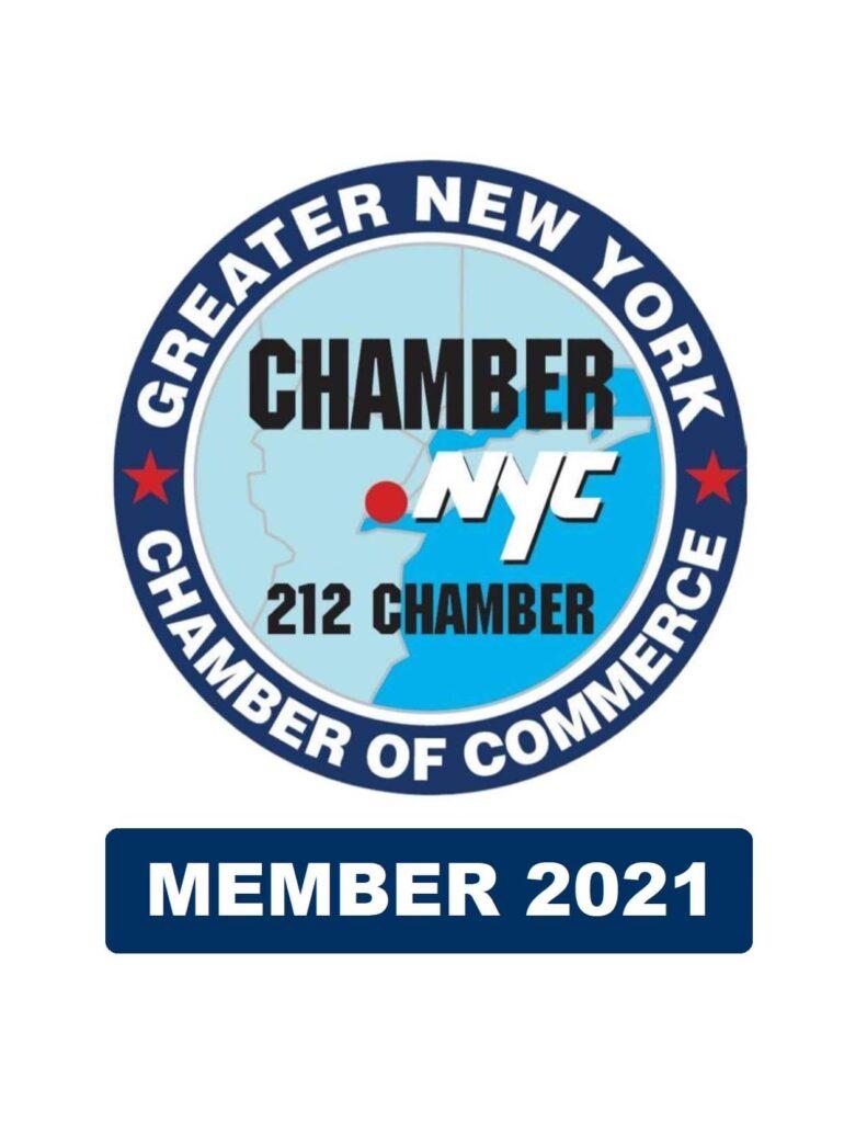 Chamber Member 2021 Logo