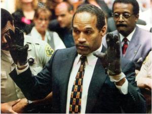 O.J. Simpson, jury trial, evidence