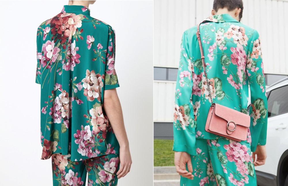 Gucci, Mango, high fashion, couture, models